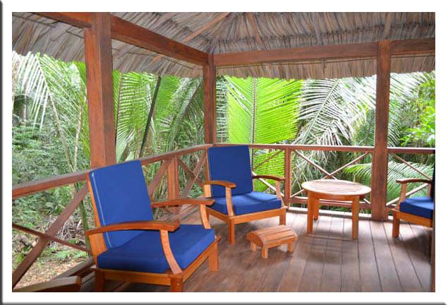 Bayleaf Cabana   Accommodation in Belize