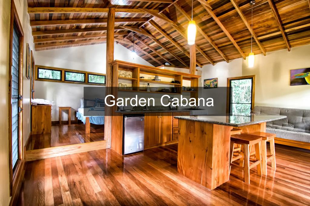 Garden Cabana   Belize Adventure